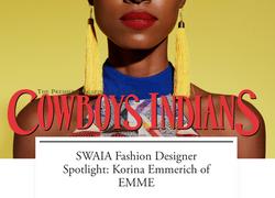 Designer Spotlight: Korina Emmerich