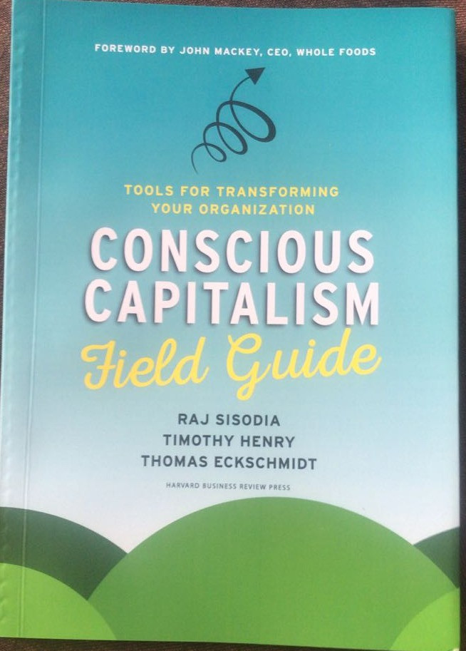 Conscious Capitalism Field Guide - Spanish Intro