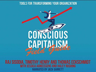 Conscious Capitalism Field Guide in Audio Book