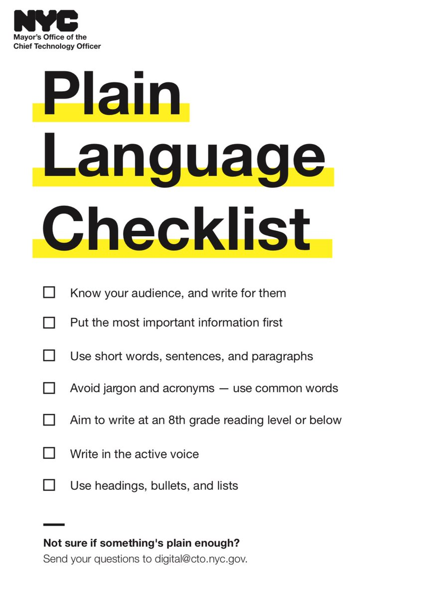 NYC Plain Lanugage Checklist.jpg
