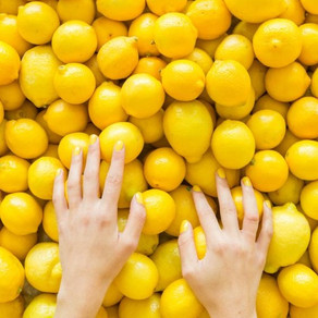 'When life gives you lemons...': What sustainable living can teach us about COVID and lockdown
