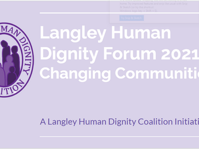 Changing Communities - Telling Our Story: Action Plan 2021