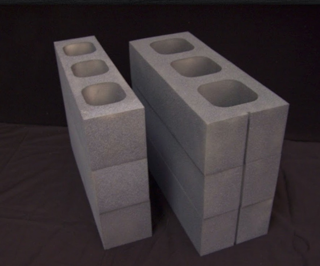 3-Core Rectangular ShieldBLOCK®