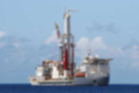 fixed ballast, permanent ballast for ships and offshore oil platforms
