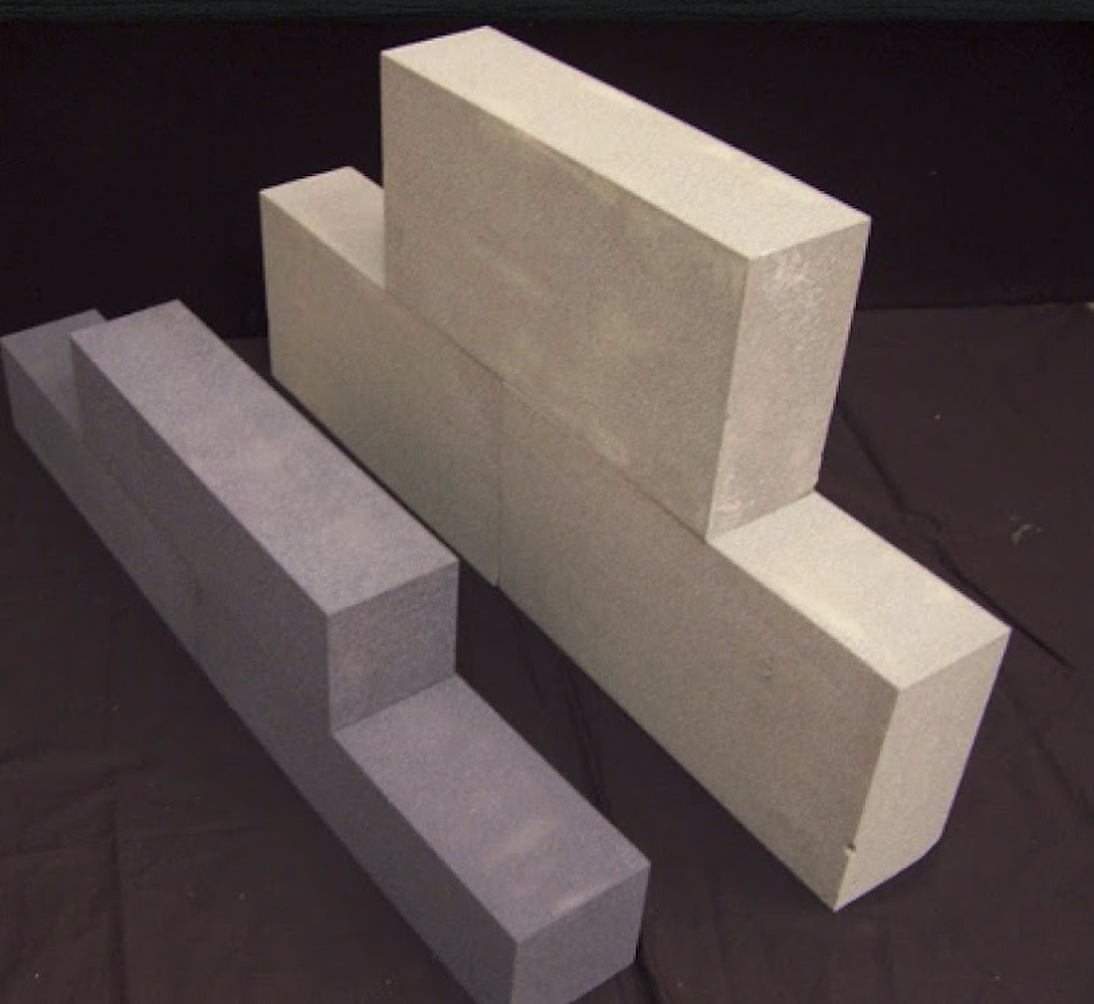 Solid Rectangular ShieldBLOCK®