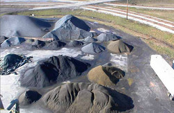 Industrial Minerals: Extreme Weight