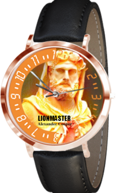 Lionmaster dress watch by Alexander Cooper