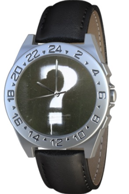 If you were a watch, what would you be?