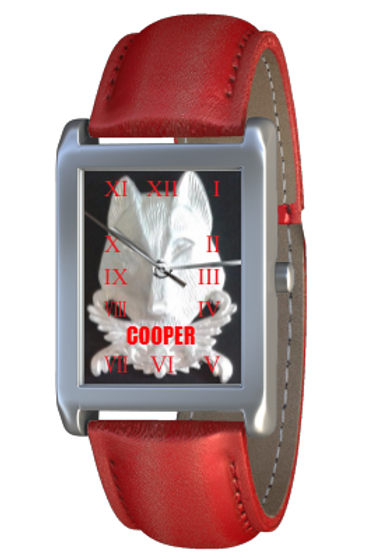 Cooper Wolfmaster Dress Watch