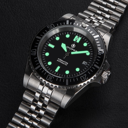 Cooper Submaster Automatic Divers Watch SM8017