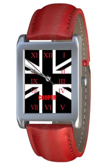 Cooper Patriot Dress Watch