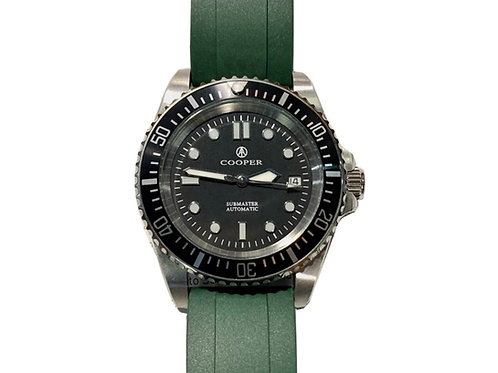 Cooper Submaster Automatic Divers Watch SM8017 - NATO OR RUBBER STRAP