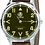 Thumbnail: Cooper Pathfinder Olive Green Pilot's Watch