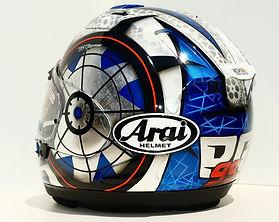 Fox Race Design Mantova, studio grafico di aerografia e realizzazione adesivi e grafiche personalizzate