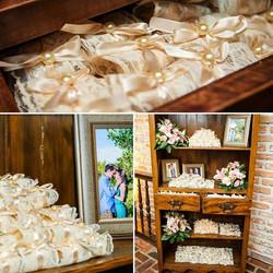 👰💍💕Olha que lindos ficaram nossos bem casados, em uma cerimônia pra lá de especial.  Casamento Mi