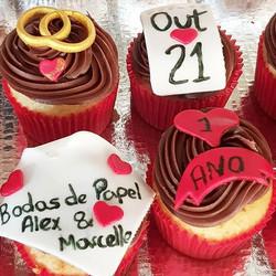 👫💕 Domingo Marcelle & Alex comemoraram