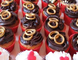 Noivado Marcelle - Cupcakes 2