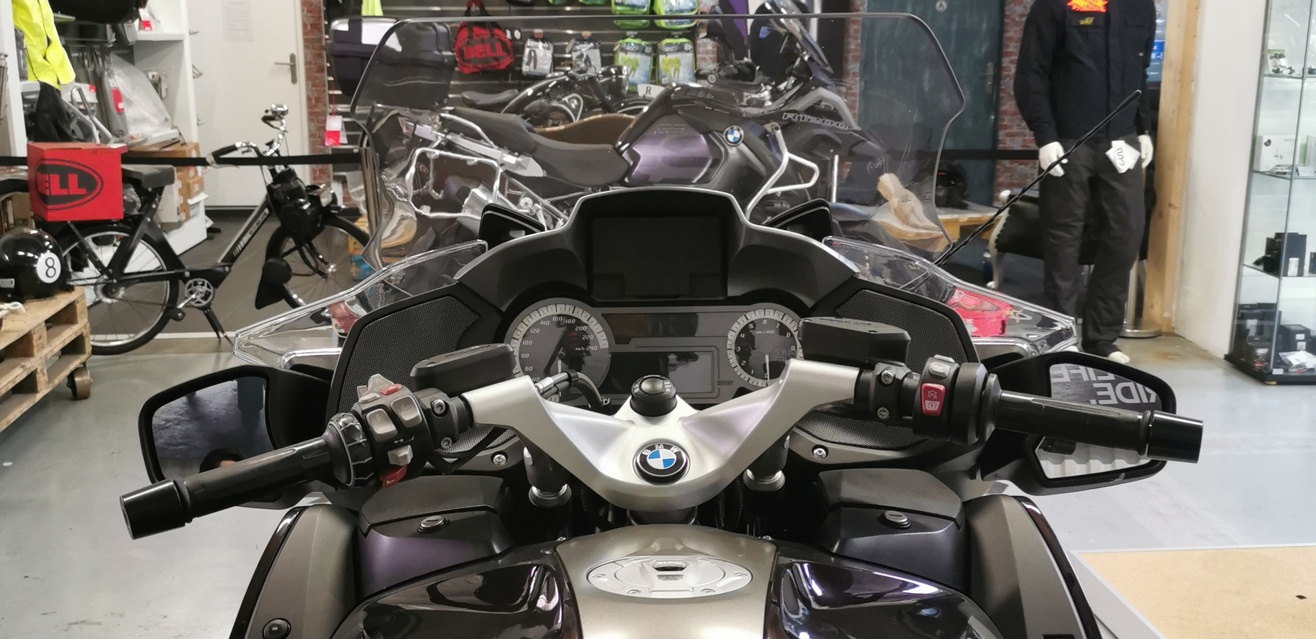 BMW R 1200 RT LC