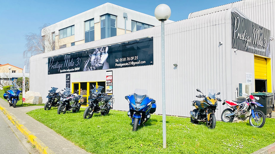 prestige moto 31 bmw motorrad independant r 1250 rt gs rs toulouse f900 xr s1000