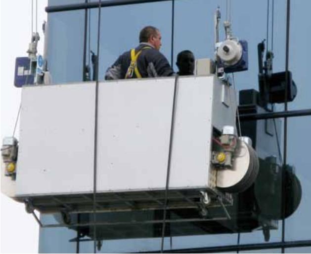 El INSHT publica un documento sobre seguridad en trabajos de mantenimiento
