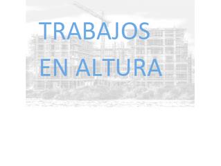 GUÍA - ¿Cómo prevenir los accidentes en trabajos en altura? Factores, controles y equipos de protecc