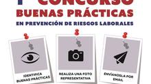 Un concurso de fotografía para premiar buenas prácticas en prevención de riesgos laborales en las em