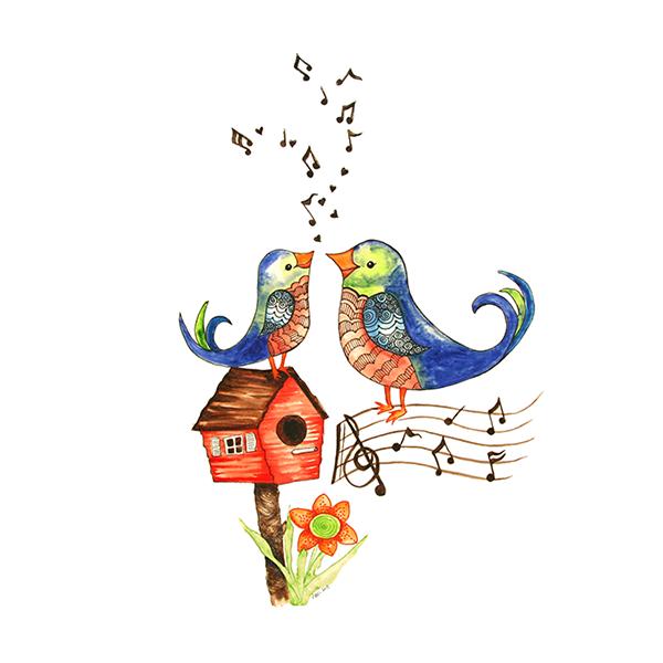 Song Birds©