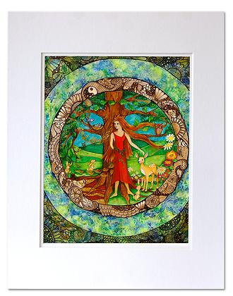 Earth Goddess, Fundamental Element Series