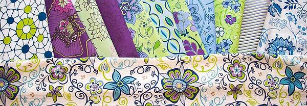 Hand Designed Fabrics