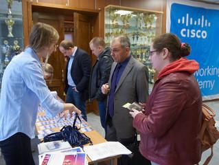 В НИЯУ МИФИ прошел Всероссийский форум инструкторов академий Cisco