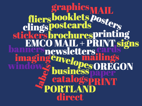 Experts in All Things PRINT + MAIL