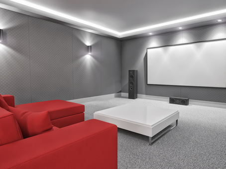 A Media Room To Entertain Everybody