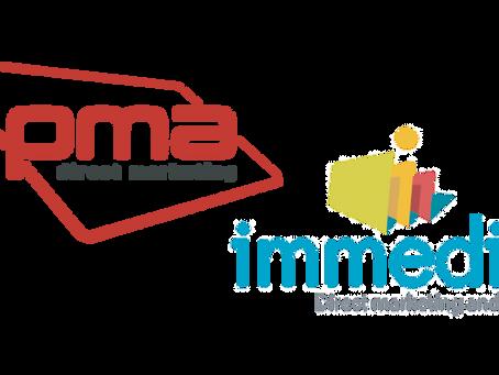 PMA + immedia Have Merged!