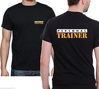 PERSONAL-TRAINER-T-Shirt-Printed-Front-B