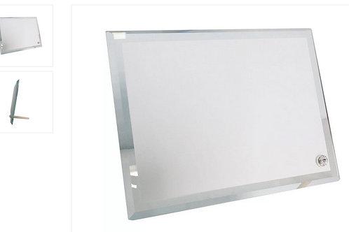 Porta retrato de vidro