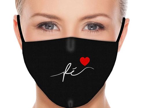 Mascara Personalizada em Tecido