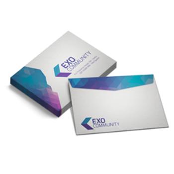 Envelope Comercial 114x162mm