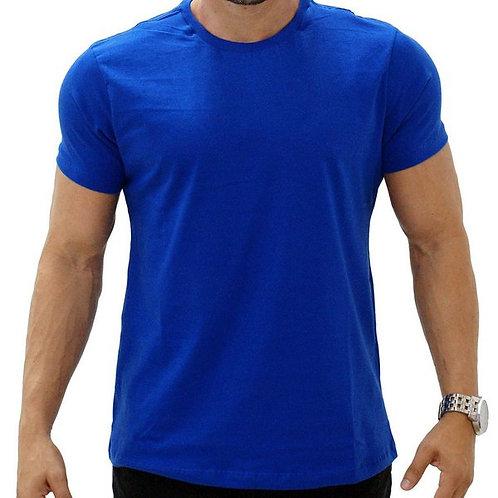 Camiseta Algodão Colorida Estampada