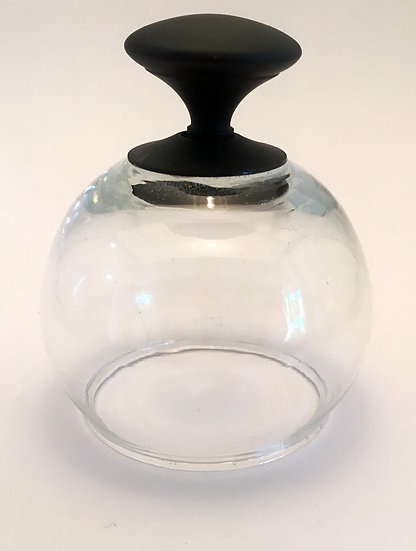 Glass belljar