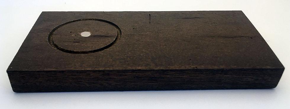 Wooden display base