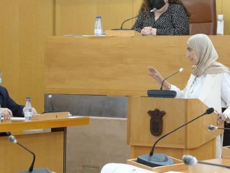 Mujer, en Ceuta, el PP te deja sola