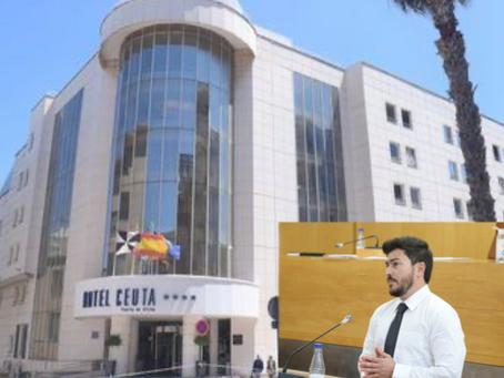 El MDyC exige la defensa del itnerés general en la transferencia del Horel Puerta de África