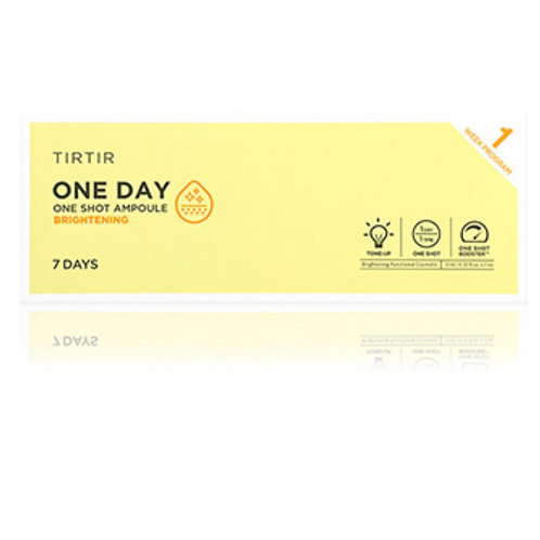 one day one shot ample
