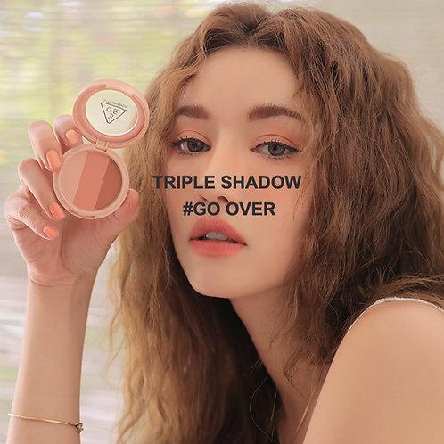 [3CE]TRIPLE SHADOW #GO OVER