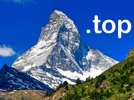 増加し続ける新gTLD「.top」初の300万件超えの人気の理由とは