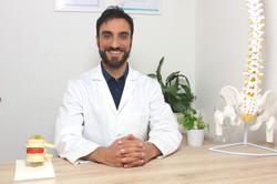 Anthony Chaulet, Doctor of Chiroprac