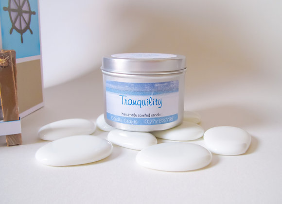 Tranquility Scented Candle
