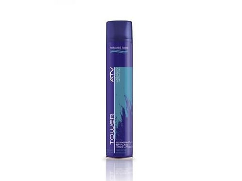 Natural Look Superhold Styling Hair Lacquer 400g