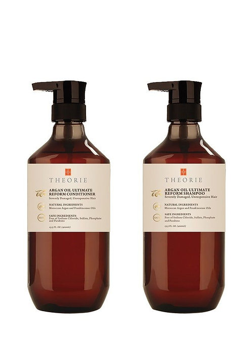 Theorie Ultimate Reform Shampoo & Conditioner