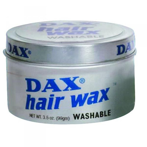 Dax Hair Wax Washable Silver 99g